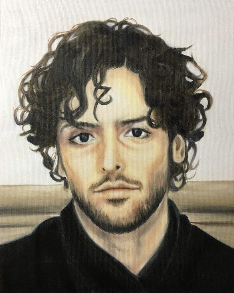 Pintura de David Marcelo